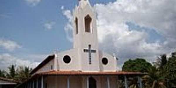 Matriz de São Benedito-Foto:Vicente A. Queiroz