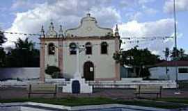 Paço do Lumiar - Igreja-Foto:Machado, Alan