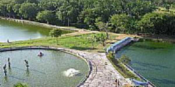Vista aérea Wang Park-Foto:Gernando França