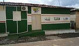 Palmeirândia - Telecentro de Palmeirândia-MA-Foto:palmeirandiamunicipio.