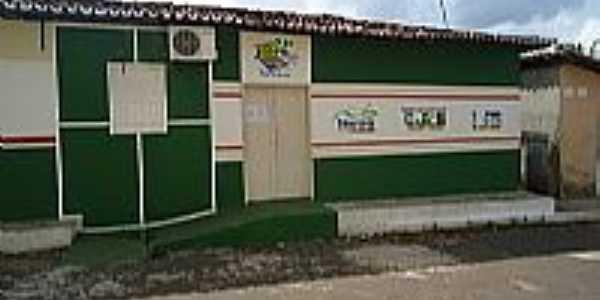 Telecentro de Palmeirândia-MA-Foto:palmeirandiamunicipio.