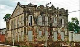 Paraibano - Casarão antigo-Foto:Agamenon Pedrosa