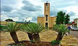 Paraibano - Igreja em Paraibano-Foto:Agamenon Pedrosa