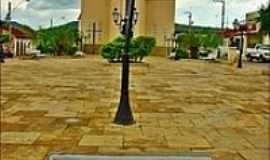 Paraibano - Praça Guilhermino Brito-Foto:Agamenon Pedrosa