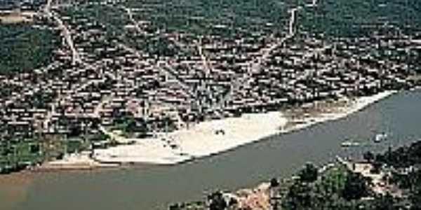 Vista aérea-Foto:parnarama.olx