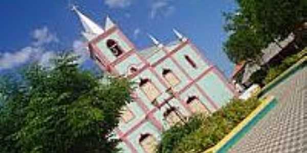 Igreja de São Sebastião-Foto:foxiw.