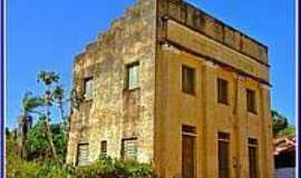 Pastos Bons - Antigo prédio dos Correios em Pastos Bons-Foto:Agamenon Pedrosa