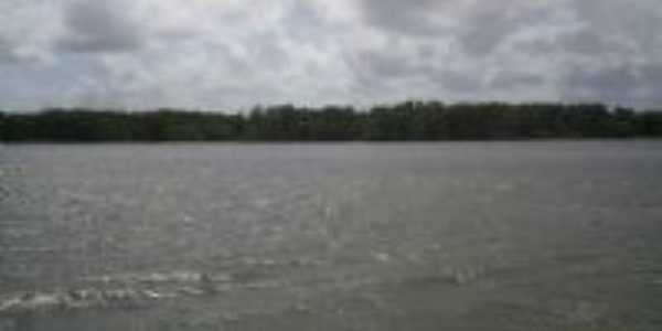 Encontro do rio e oceano, Por ANDRÉ LUIZ MARCINEIRO MARQUES