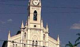 Pedreiras - Igreja Matriz de S�o Benedito foto Francisco de A.Lopes