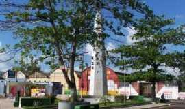 Pedreiras - Pra�a Cinquenten�rio, Centro, Por Edmilson
