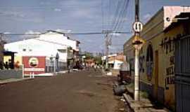 Pedreiras - Pedreiras-MA-Rua Cresc�ncio Raposo no centro-Foto:carlos_ricardo