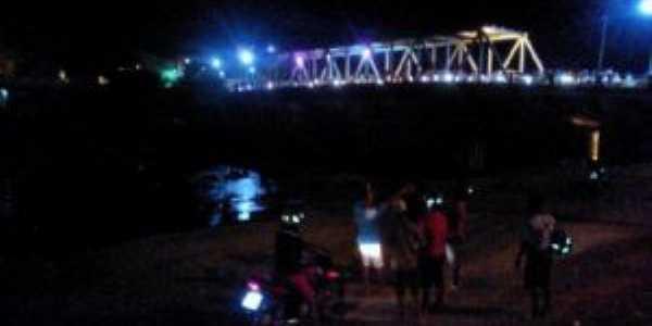 Ponte Francisco Sá, Por Edmilson