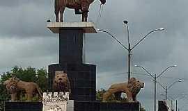 Pedro do Rosário - Pedro do Rosário-MA-Monumento à Pedro do Rosário-Foto:facebook.com