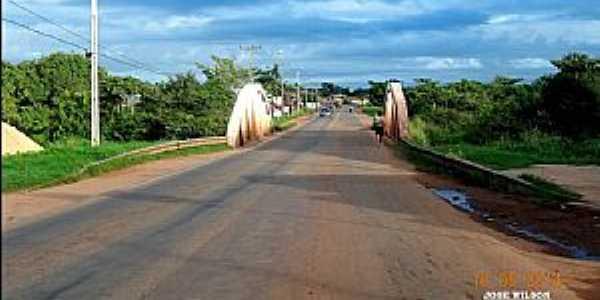 Peritoró-MA-Ponte sobre o Rio Peritoró-Foto:J.WILSON