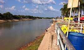 Pindaré Mirim - Pindaré-Mirim-MA-Orla da cidade-Rio Pindaré-Mirim-Foto:MOLECULABRASIL