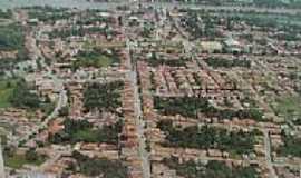 Pindaré Mirim - Vista aérea da cidade de Pindaré Mirim  por moleclabrasil