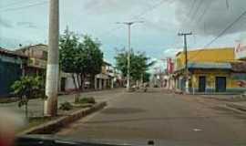 Pinheiro - Pinheiro-MA-Avenida Principal-Foto:vandiniz