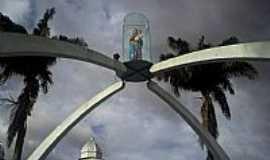 Pinheiro - Pinheiro-MA-Imagem de N.Sra. nos arcos da Praça da Matriz-Foto:marco vinicius