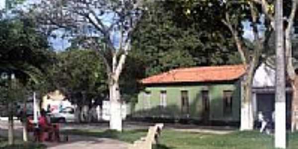 Pinheiro-MA-Praça da Matriz-Foto:marco vinicius