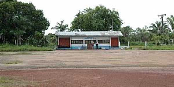 Novo Aripuanã-AM-Aeroporto Municipal-Foto:abreujp