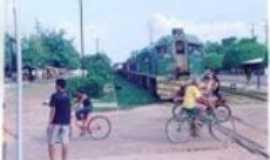 Pirapemas - TREM DE CARGA, Por MARCIO EDUARDO