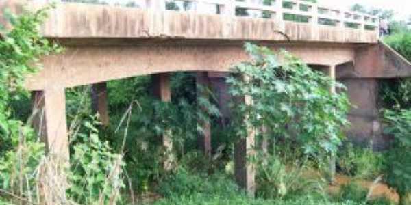 Ponte do mafunbá - Por Migues Alves Cortez