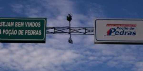 Chegando em Po��o de Pedras-MA, Por Migues Alves Cortez