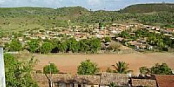 Vila Borges em Po��o de Pedras-MA-Foto:Ivonverine