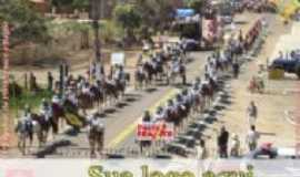 Porto Franco - 15ª Expofran - Cavalgada de Abertura, Por Dalton Rodrigues