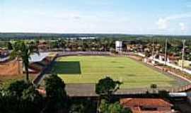 Porto Franco - Estádio Municipal Manoel Pereira de Souza-Foto:Evaldo Jordan