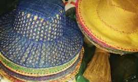 Porto Rico do Maranhão - artesanato da fibra de buriti, Por Greicy Kelly