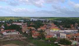 Porto Rico do Maranhão - Porto Rico do Maranhão-MA-Vista parcial da cidade-Foto:Pedro Eneias