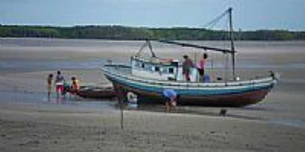 Barco de pesca-Foto: Floriano Junior