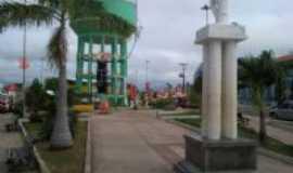 Presidente Dutra - Praça São Sebastião, Por Sukarno Cruz Torres