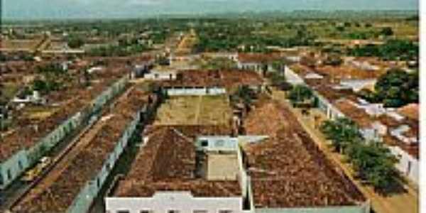 Vista parcial em Presidente Dutra-MA-Foto:fguedes