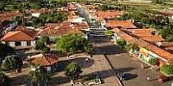 Vista parcial da cidade de Presidente Vargas-Foto:guiabr