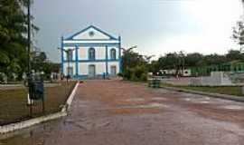 Rosário - Rosário-MA-Praça e Matriz de N.Sra.do Rosário-Foto:Leandro Esteves