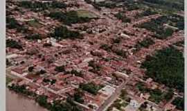 Rosário - Rosário-MA-Vista da cidade às margens do Rio Itapecuru-Foto:rcantanhedy