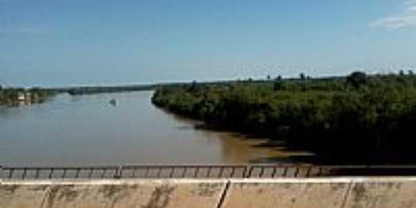Rosário-MA-Ponte sobre o Rio Itapecuru-Foto:Tec.Monroe