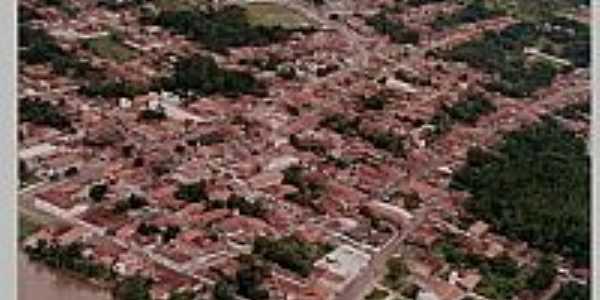 Rosário-MA-Vista da cidade às margens do Rio Itapecuru-Foto:rcantanhedy