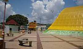 Parintins - Praça digital em Parintins-AM-Foto:marcelotec