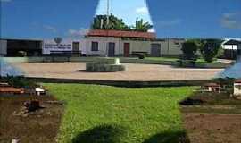 Santa Filomena do Maranhão - Santa Filomena do Maranhão-MA-Centro do distrito-Foto: Guilherme Costta