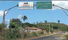 Santa Filomena do Maranhão - Santa Filomena do Maranhão-MA-Pórtico de entrada-Foto:JOSE WILSON