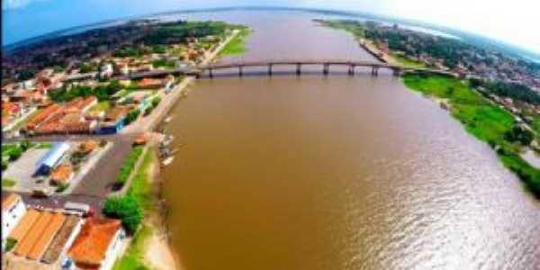 Rio Turiaçú, Por Jezaias Fróes Menezes