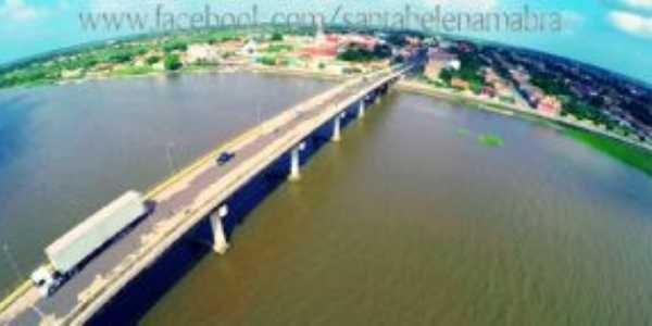 Ponte José Sarney, Por Jezaias Fróes Menezes