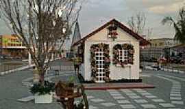 Santa Inês - Natal na Praça da AV. Castelo branco por Davi Costa