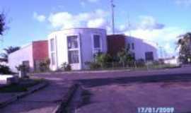 Santa Luzia - igreja matriz, Por antonio moraes