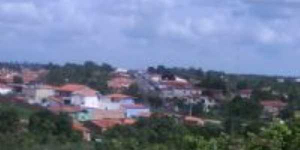 vista aérea de Santa Luzia, Por werbert souza
