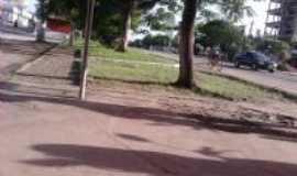 Santa Luzia do Paruá - centro da cidade, Por emerson