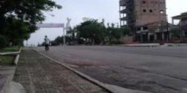 centro da cidade, Por emerson